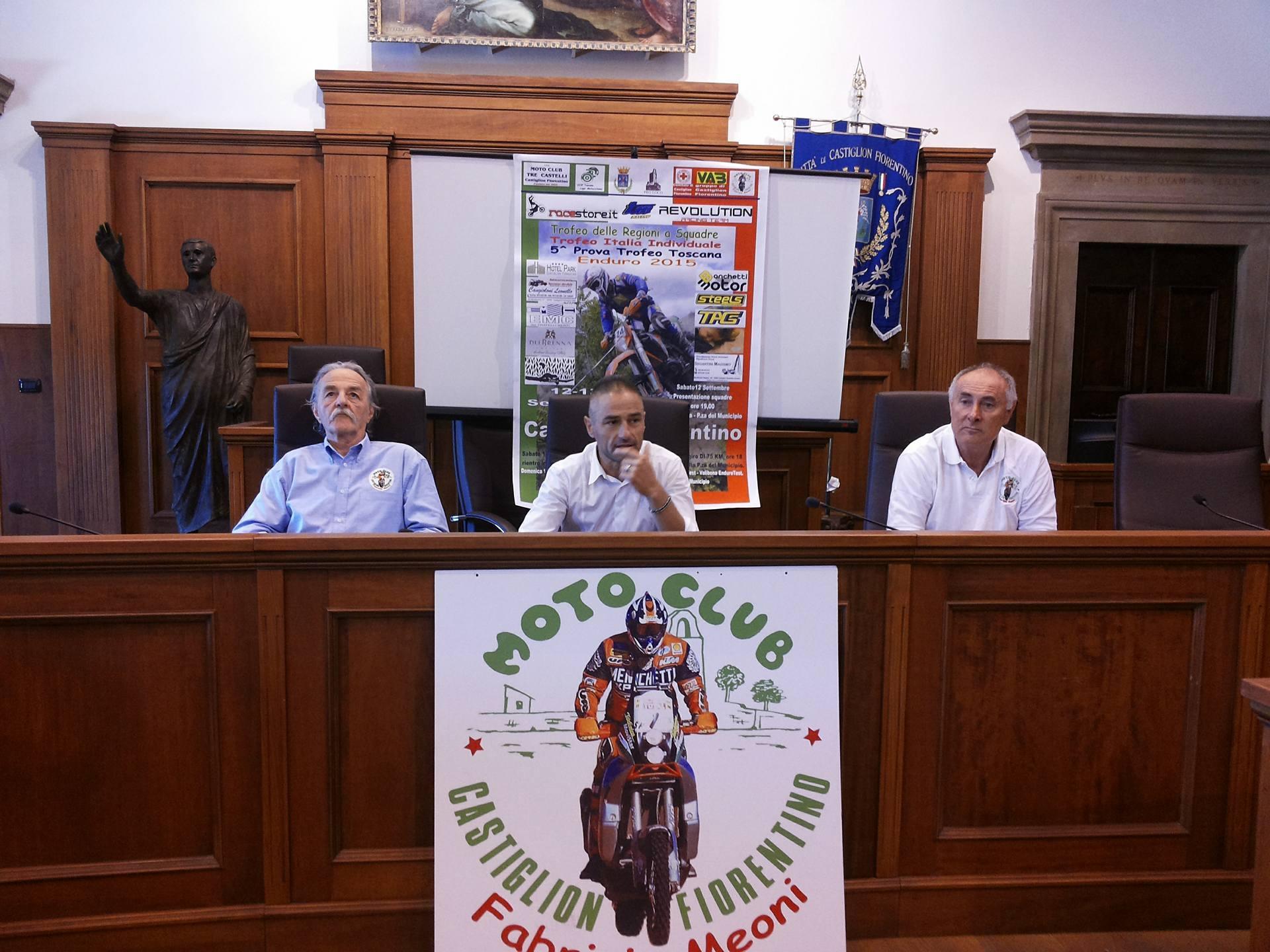 L'Enduro torna a Castiglion Fiorentino con il 'Trofeo delle Regioni'