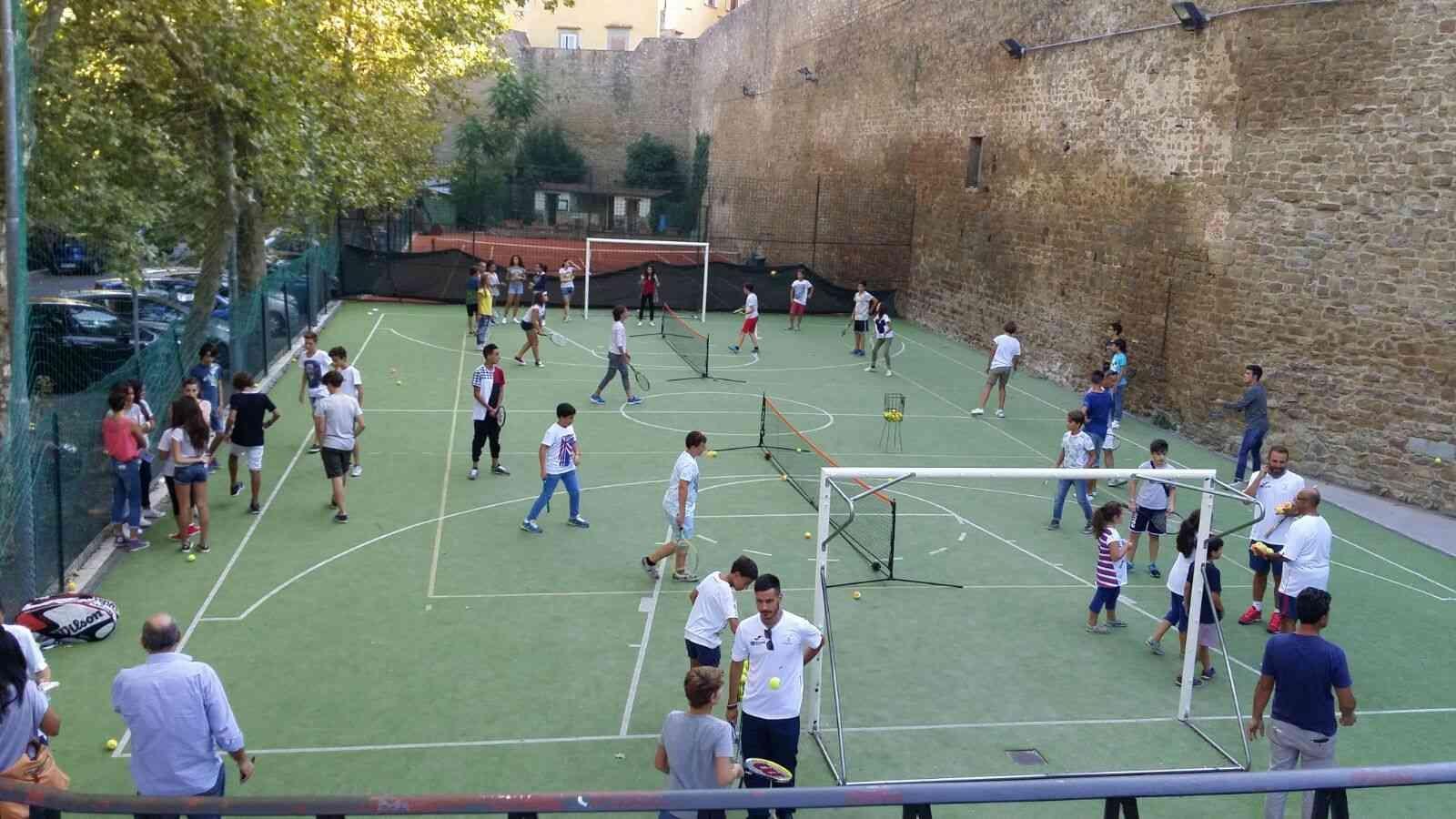 TC Castiglionese 'fuori dal Circolo': incontri dedicati ai bambini