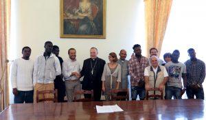 convenzione migranti con dioces