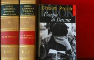 L'Arpa di Davita, il grande romanzo di Chaim Potok: Mazal tov!