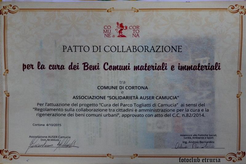 Non solo 'Puliamo il mondo': a Cortona prende forma una nuova collaborazione civica e sociale