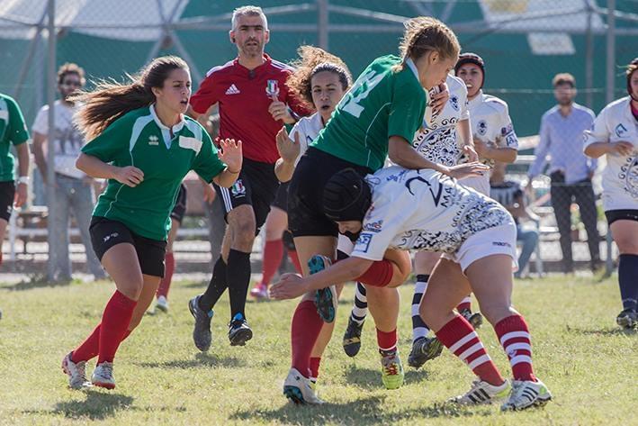 Rugby: dolce-amaro il debutto delle Donne Etrusche in serie A