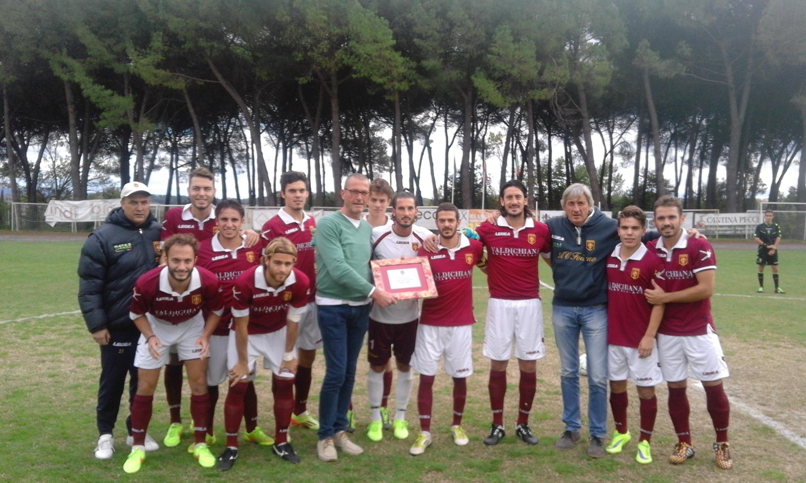 Calcio: un Foiano arrembante si impone sulla Malisete Tobbianese