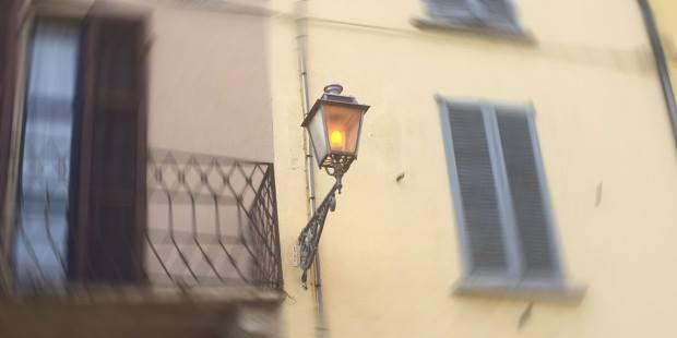 Cortona: luci pubbliche accese di giorno? C'è un motivo, ed è positivo