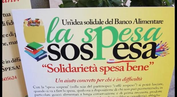 Spesa sospesa: ecco chi ha aderito a Cortona