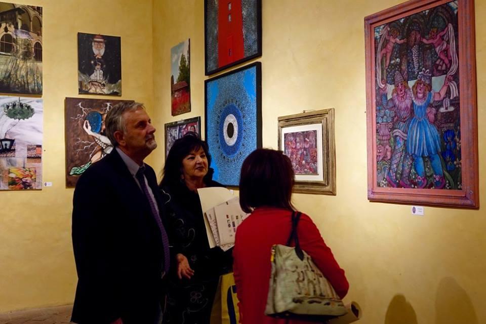 Si conclude domenica la mostra di arti visive 'Omaggio a Severini'