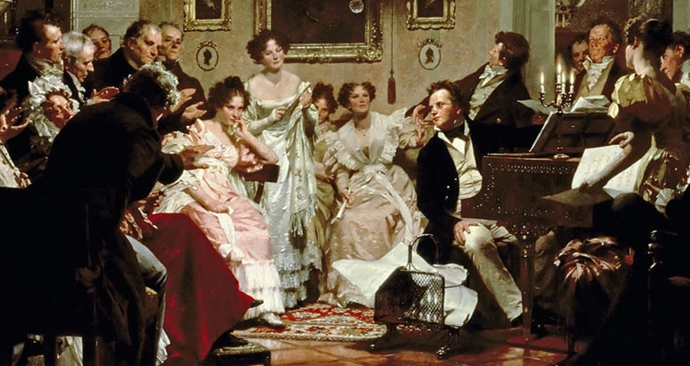NonSoloMusica: La musica da danza in Schubert