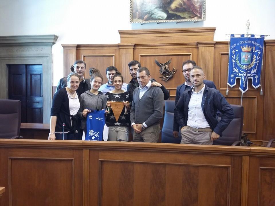 Volley, accordo fra Play for Life Castiglion Fiorentino e la società di A1 Bisonte Firenze