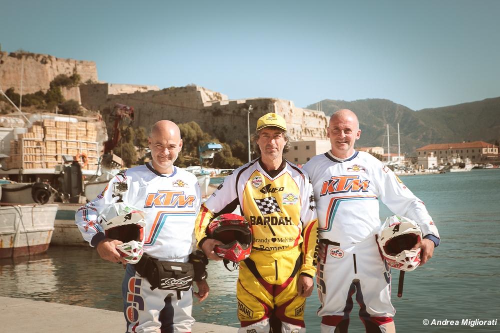 MotoClub Castiglionese all'Elba, foto e risultati del giorno 1 dell'ITDE