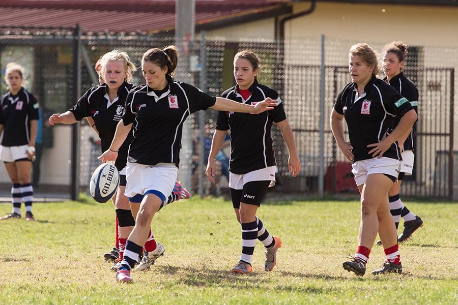 Rugby: Donne Etrusche sconfitte a Benevento