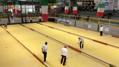 Bocce: quattro 'coppie' cortonesi in gara agli Italiani Over 60