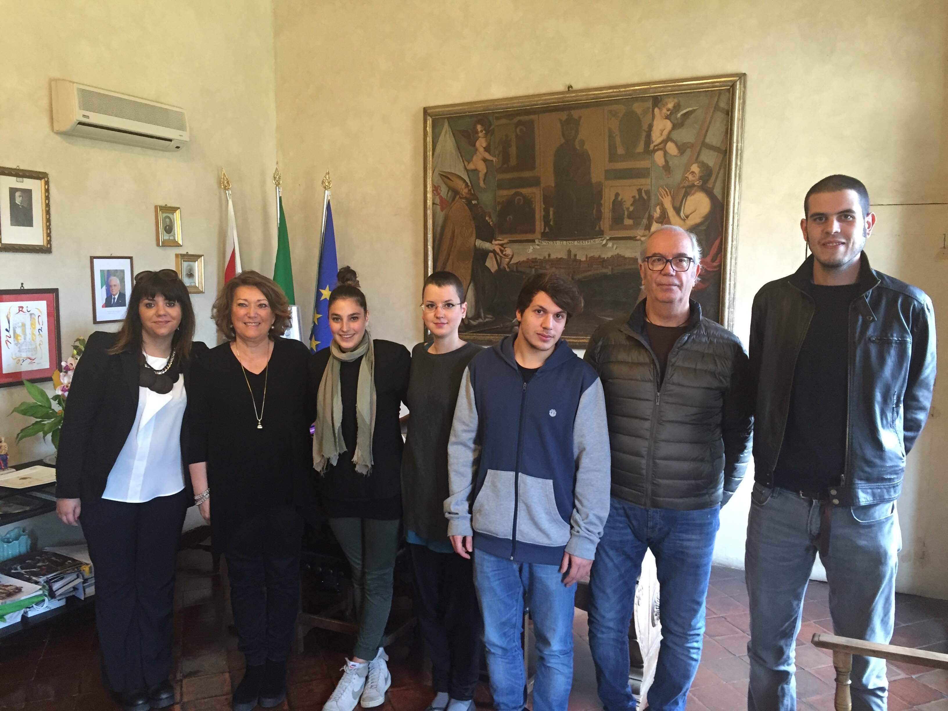 Monte San Savino, via al Servizio Civile. 4 giovani per un progetto a sostegno di anziani, disabili, minori