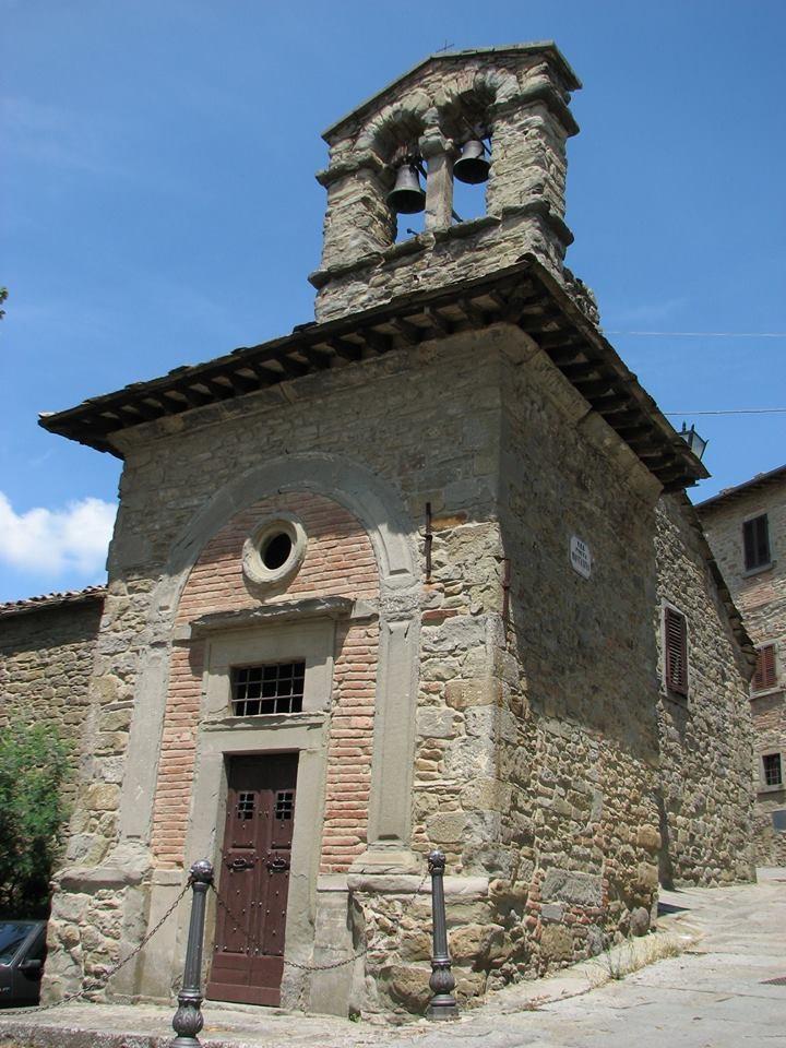 Restaurato l'affresco trecentesco nella Chiesa di San Cristoforo, domenica la presentazione