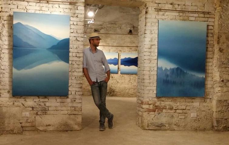 MareMaris, le opere di Roberto Ghezzi in mostra ad Arezzo