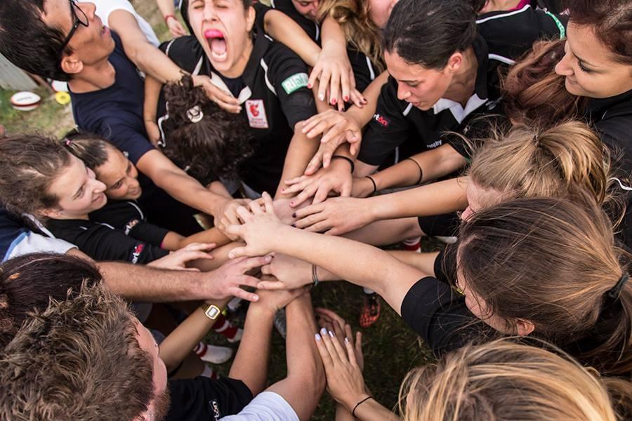 Rugby: arriva la prima vittoria delle 'Donne Etrusche' in serie A
