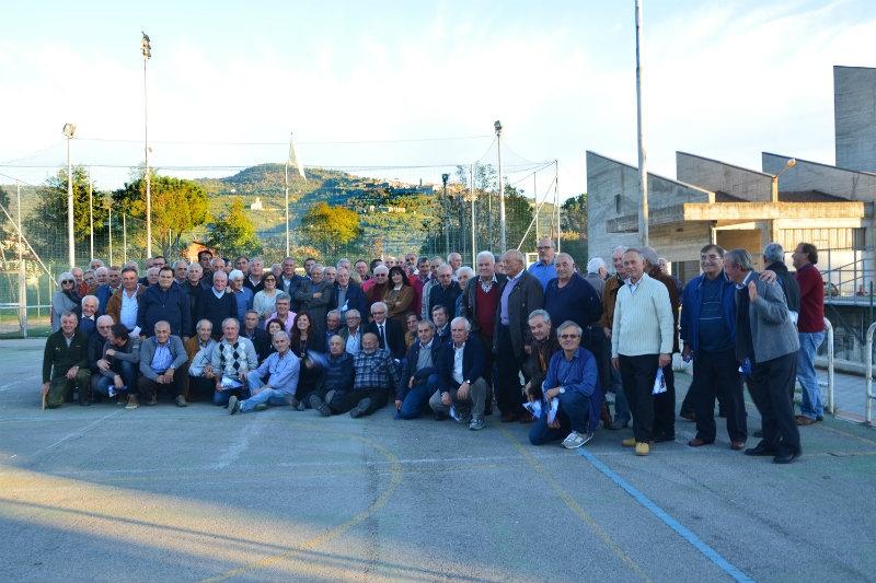 A Tavarnelle il raduno del personale in servizio alla stazione di Terontola
