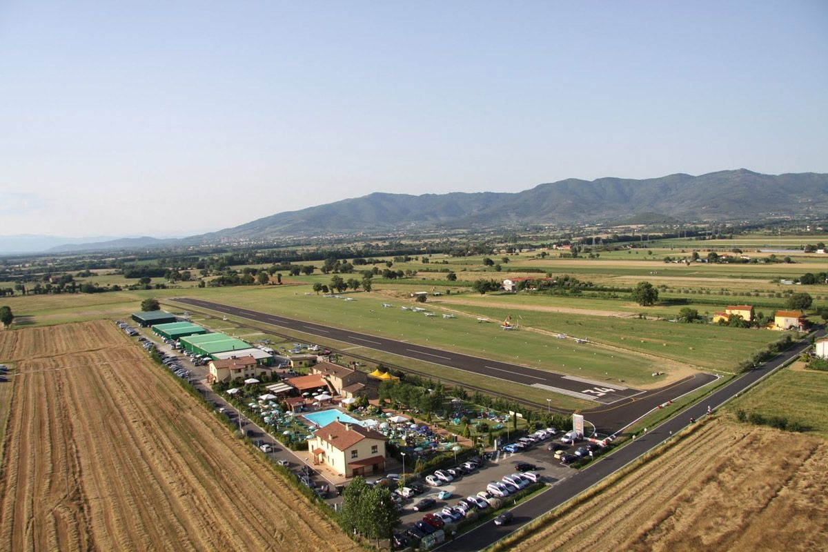 'Un mondo di droni', workshop all'Aeroclub Serristori