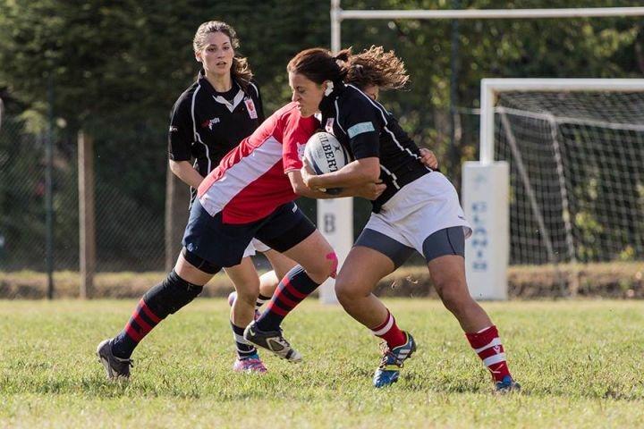 Rugby: le Donne Etrusche strappano un pareggio al Cus Roma