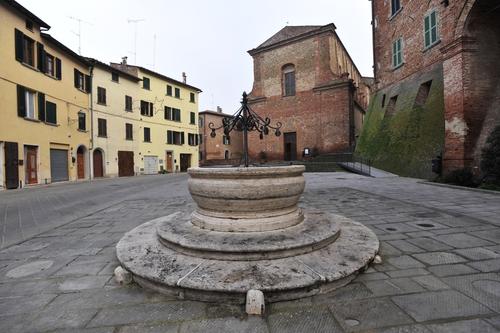 Foiano: Festa della donazione del Cero a San Martino