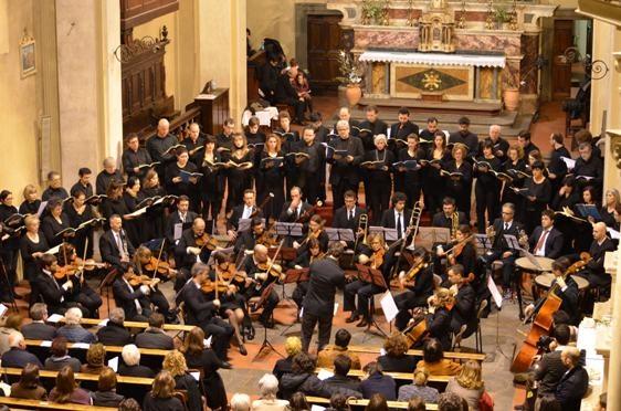 Il Coro 'Andrea Lippi' di Monte San Savino festeggia il 25esimo anniversario con un evento speciale