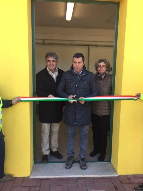 Castiglion Fiorentino pronta per Montedoglio: completato il rinnovo dell'impianto de 'Il Pino'
