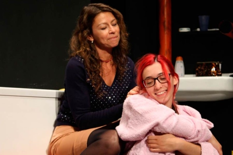 La psicologa... a teatro: 'Tale madre, tale figlia'