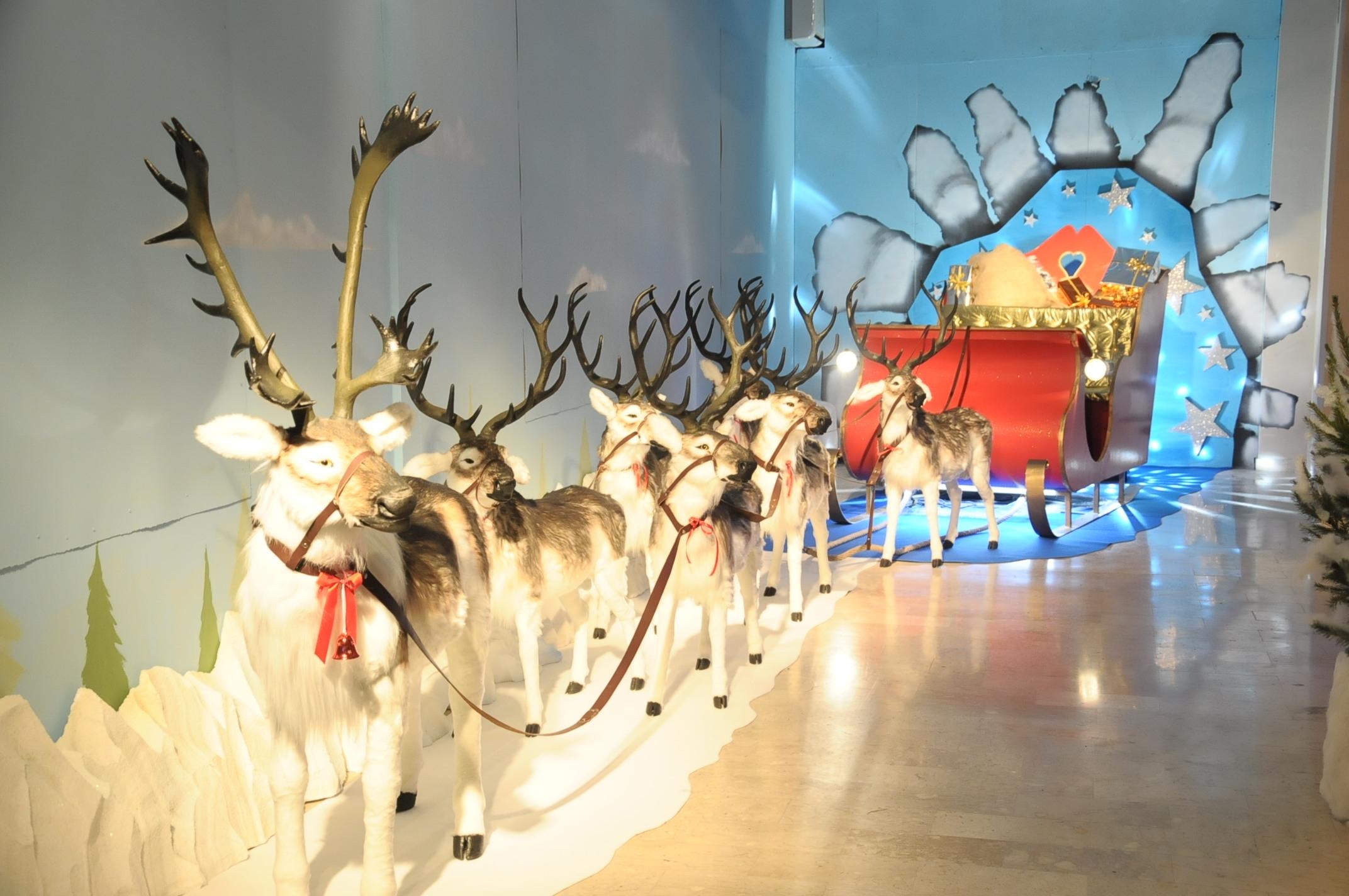 Chianciano: ecco il Villaggio di Babbo Natale