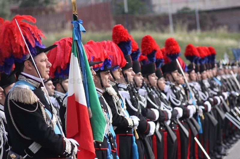 Cortona, lunedì la consegna della cittadinanza onoraria all'Arma dei Carabinieri