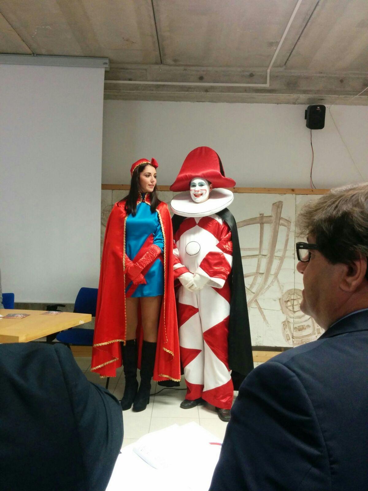 Il Carnevale di Foiano tra i fondatori dell'Associazione Carnevali d'Italia