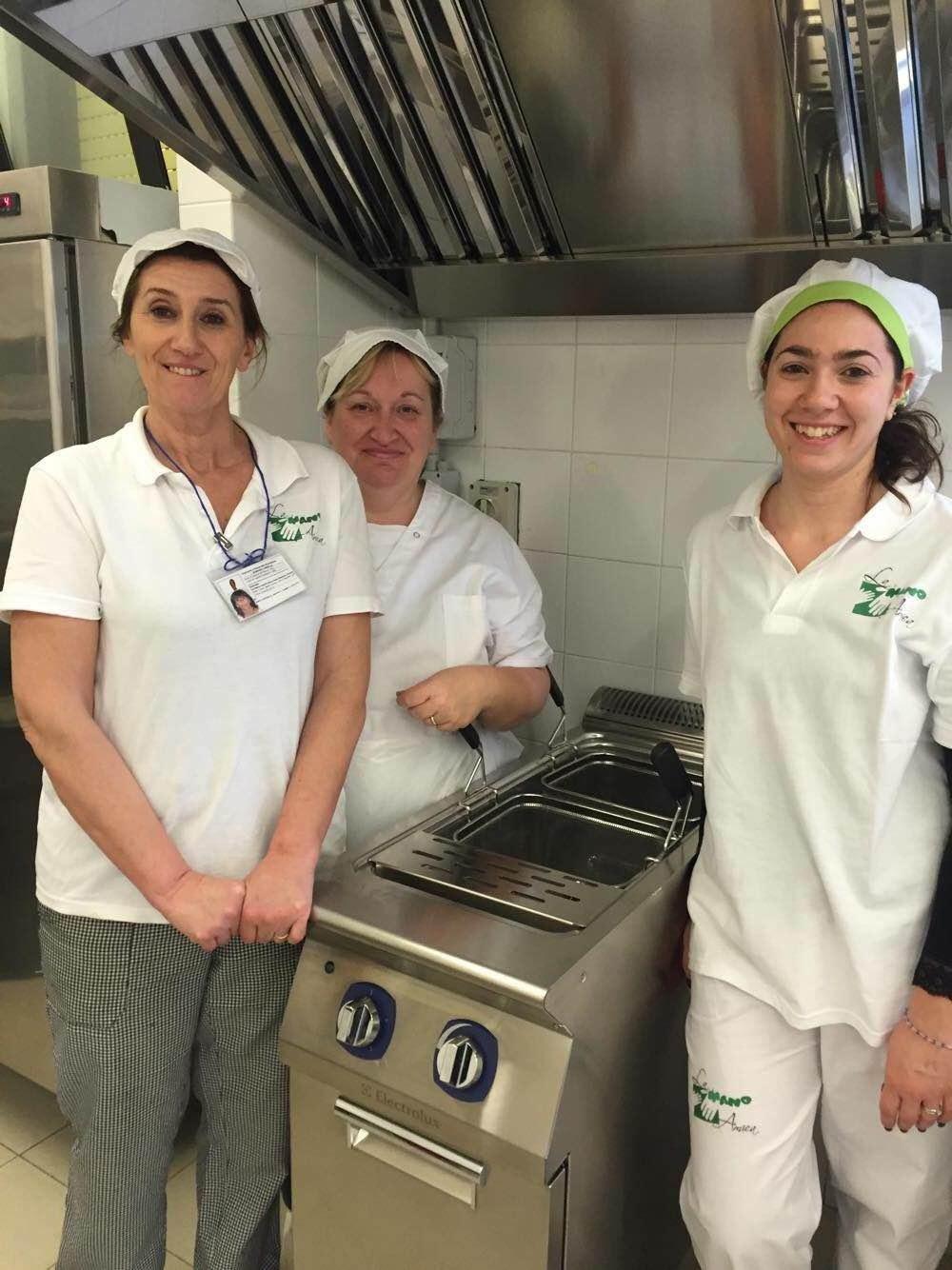 Monte San Savino, mensa scolastica: ora la pasta si cuoce 'in loco'