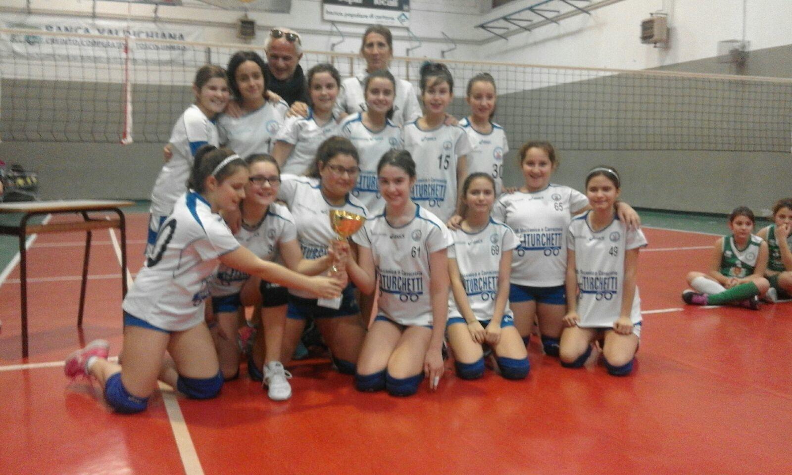 Volley: Ottimi risultati per le squadre della Monnalisa Savinese
