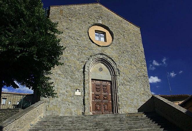 I Cardinali Ravasi e Fisichella alla presentazione del Museo di San Francesco e Frate Elia