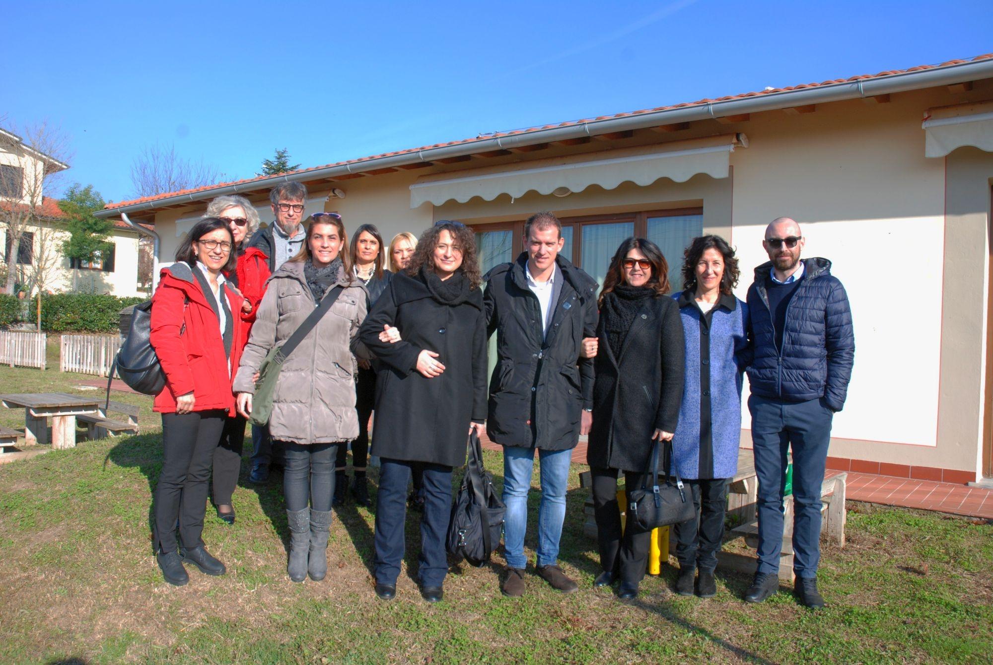 Valdichiana, risposte alla disabilità: centro polivalente a Montecchio e alloggio a Camucia