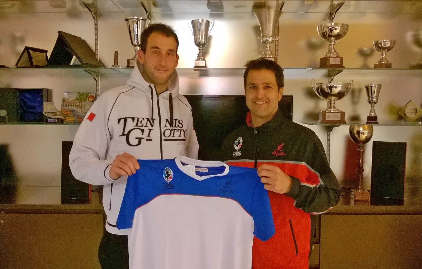 Luca Vanni torna al CT Giotto