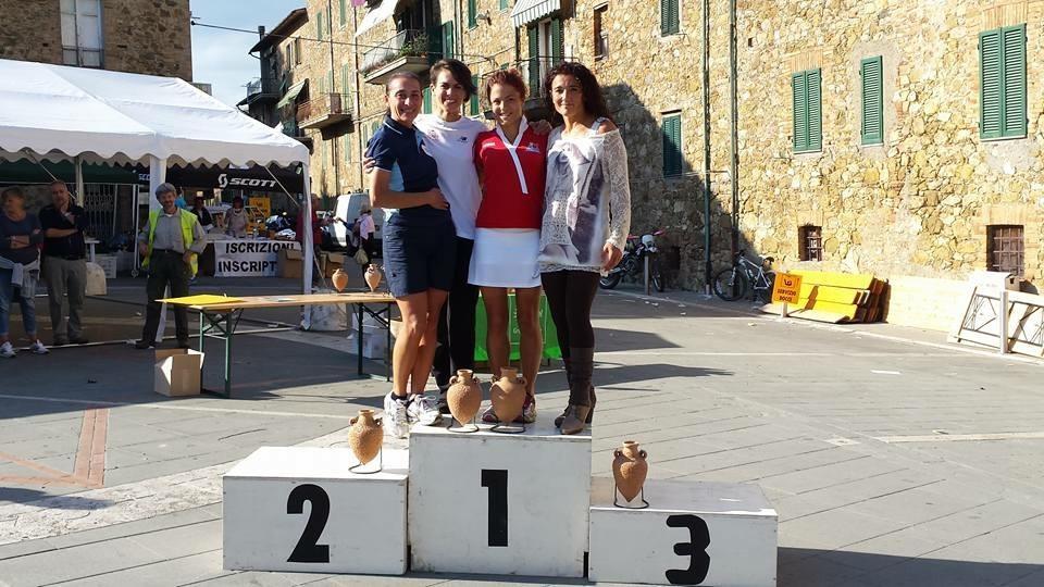 Successo per Caterina Corti al Tuscany Trail Crossing