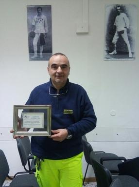 La Compagnia del Pallone Grosso di Monte San Savino premiata dal CONI