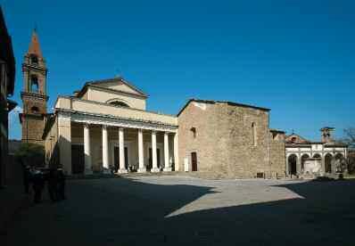 Si inaugura l'anno Giubilare con una Messa presso la Collegiata di Castiglion Fiorentino