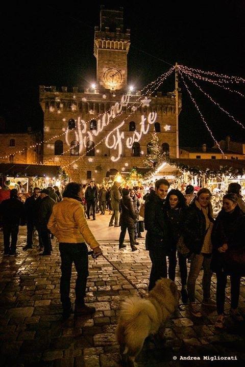 Natale a Montepulciano, l'Amministrazione è soddisfatta: