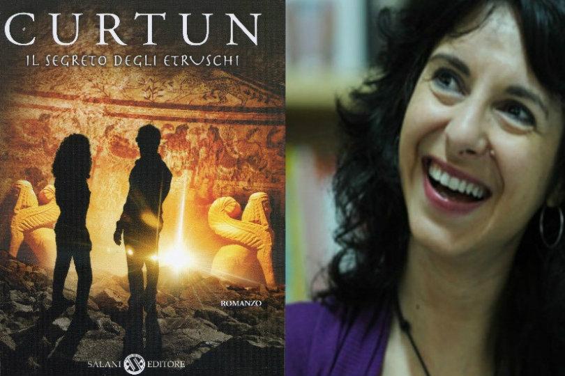 Il nuovo romanzo di Lucia Tilde Ingrosso, 'Curtun', è ambientato a Cortona