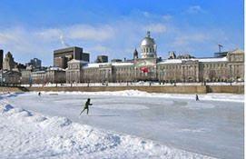WINTER WONDERLAND IN CANADA CON ALIDAYS TARVEL EXPERIENCE
