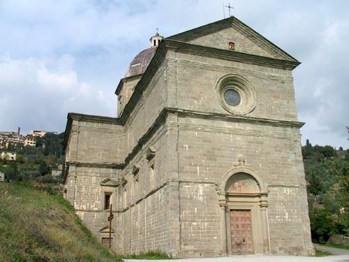 Apertura della 'Porta Santa' alla Chiesa di Santa Maria delle Grazie al Calcinaio di Cortona