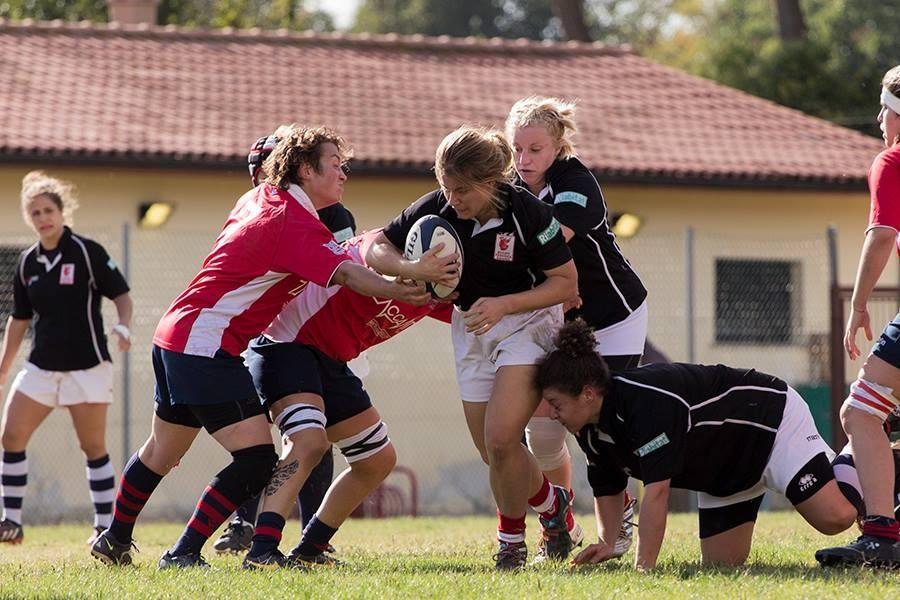 Rugby: Donne Etrusche sconfitte a Bologna
