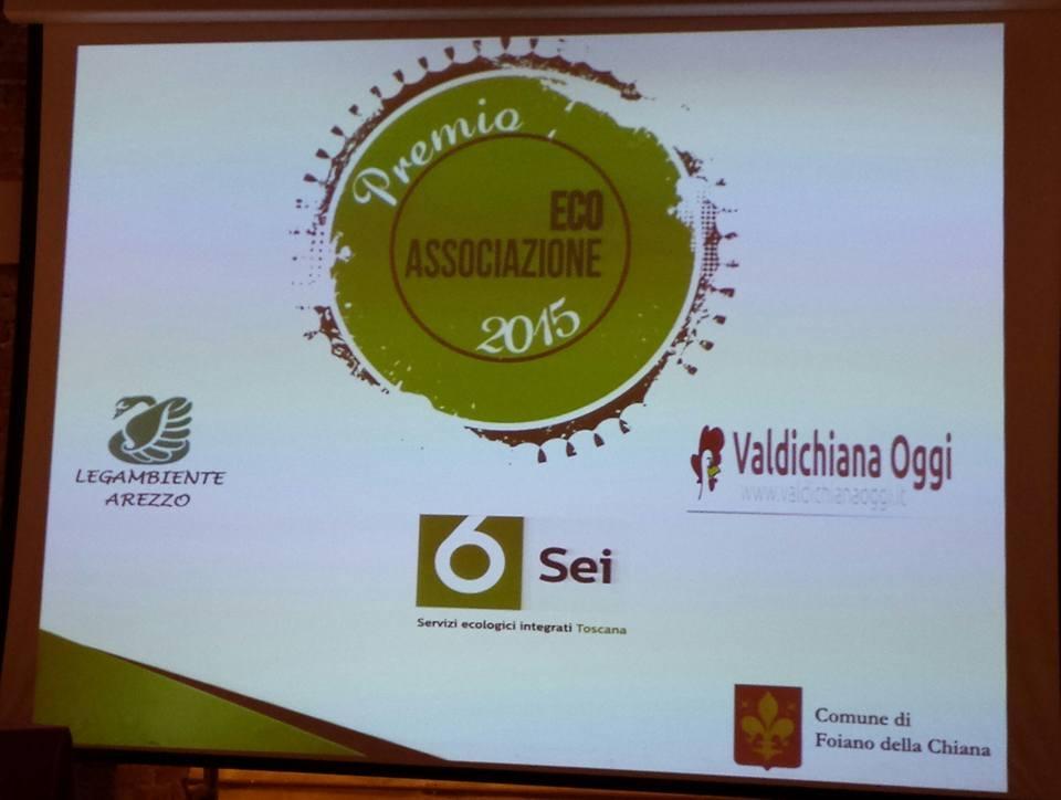 Il bello del Premio Eco Associazione