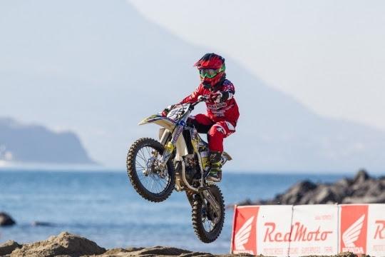 Team Solarys sugli scudi con Antonio Giordano agli Internazionali d'Italia Supermarecross