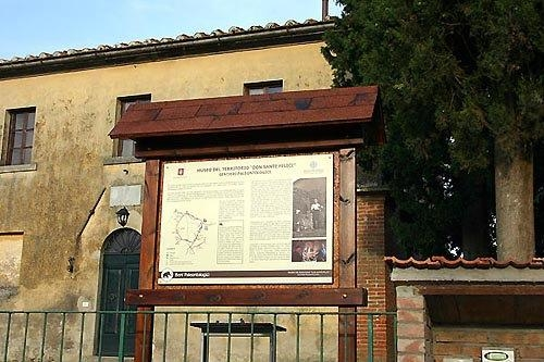 Farneta, il Museo Paleontologico di Don Sante riapre ai turisti
