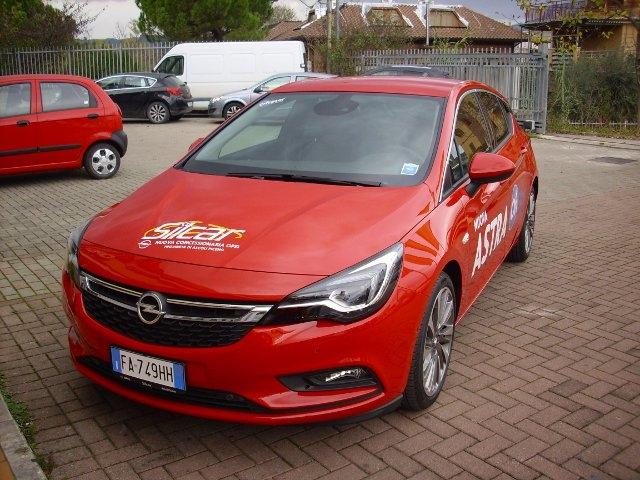 Test Drive: la nuova Opel Astra,
