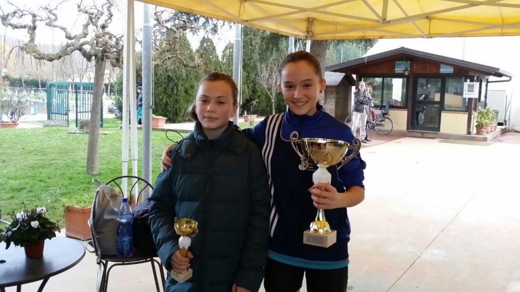 Tennis: Grande successo al torneo Under del TC Castiglionese