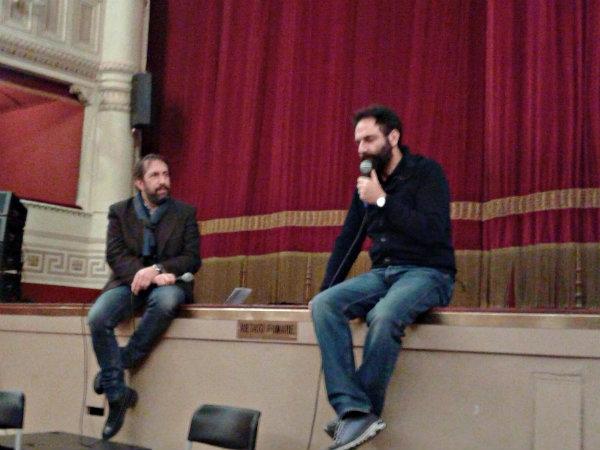 Neri Marcorè e la sorprendente attualità di Pasolini e De Andrè