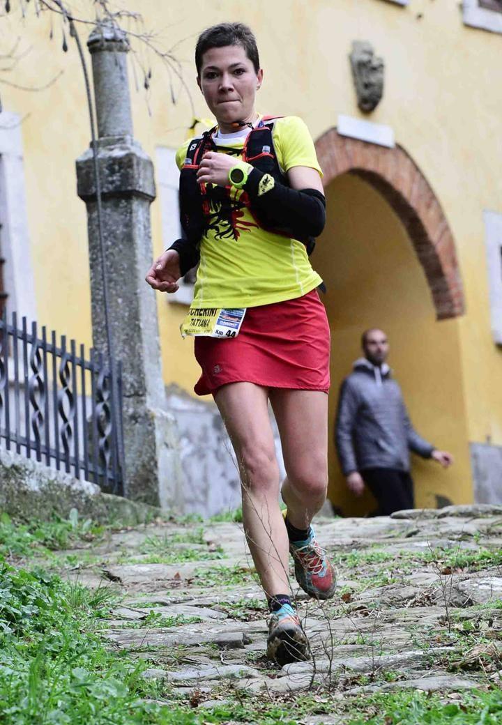 Trail: Tatiana Maccherini vince la China Francigena