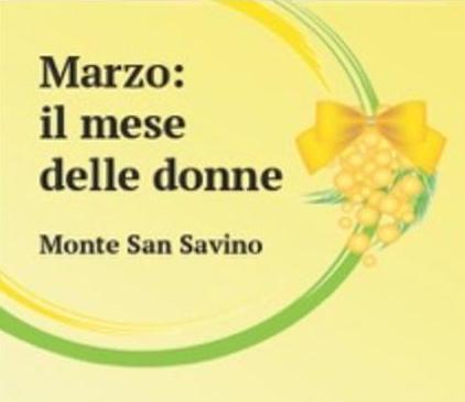Marzo a Monte San Savino è il 'Mese delle donne', 10 eventi in programma
